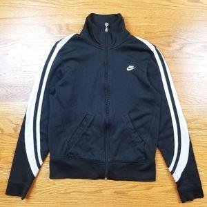 VTG 00's Nike Embroidered Logos Zip Track Jacket